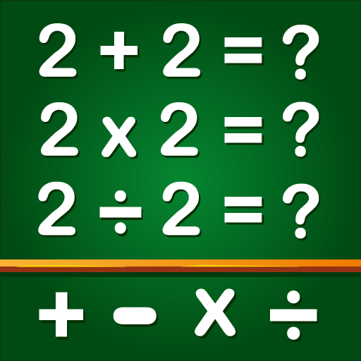 Math Games, Learn Add, Subtract, Multiply & Divide 9.1 (Unlimited money,Mod) for Android