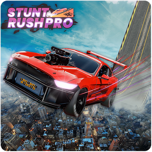 Mega Stunt Ramp Car Crasher Jumping Free Game 2021 1.4 (Unlimited money,Mod) for Android