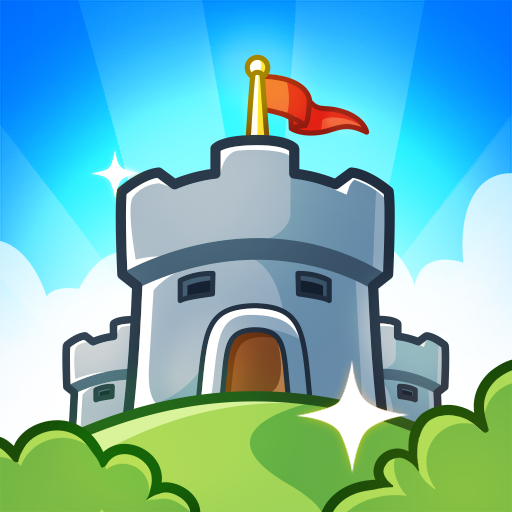 Merge Kingdoms Tower Defense  1.1.6437 (Unlimited money,Mod) for Android