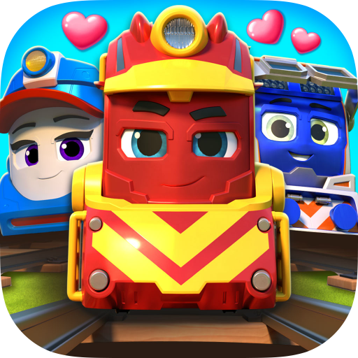 Mighty Express – Play & Learn with Train Friends 1.2.8 (Unlimited money,Mod) for Android