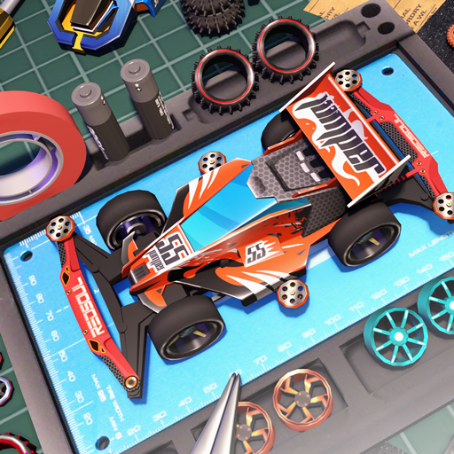 Mini Legend Mini 4WD Simulation Racing Game  2.5.4 (Unlimited money,Mod) for Android