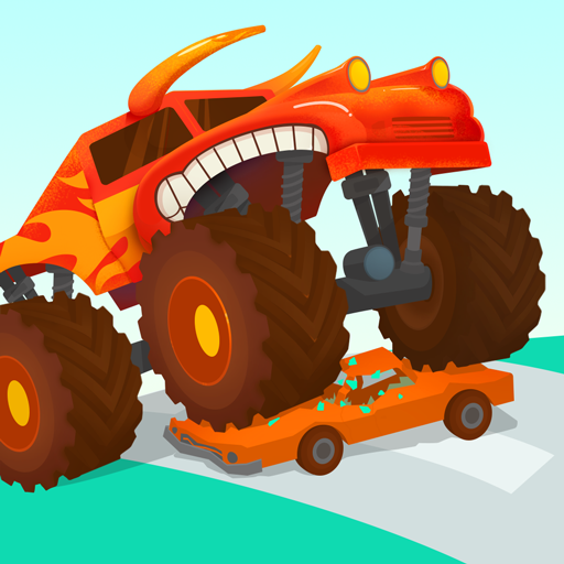 Monster Truck Go – Racing Games Kids 1.1.3 (Unlimited money,Mod) for Android