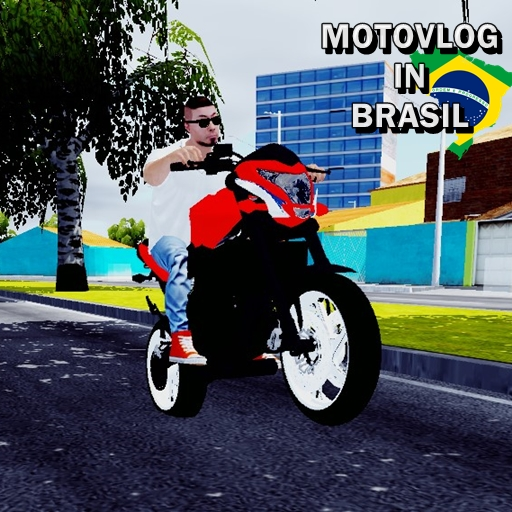 MotoVlog In Brazil  0.3.1 (Unlimited money,Mod) for Android