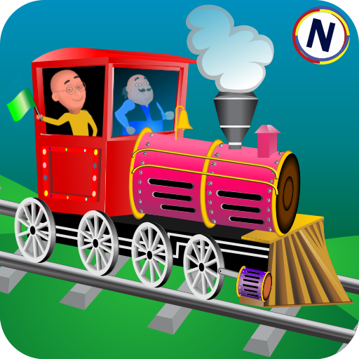 Motu Patlu Train Simulator 1.9 (Unlimited money,Mod) for Android