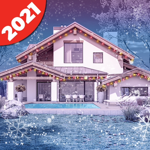 My Home Makeover Design Dream House of Word Games  1.5 (Unlimited money,Mod) for Android