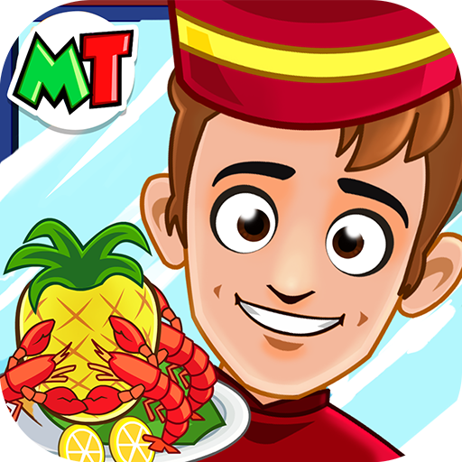 My Town : Hotel Free 1.04 (Unlimited money,Mod) for Android