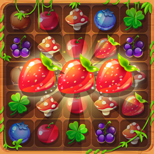 Mystery Forest – Match 3 2.8 (Unlimited money,Mod) for Android