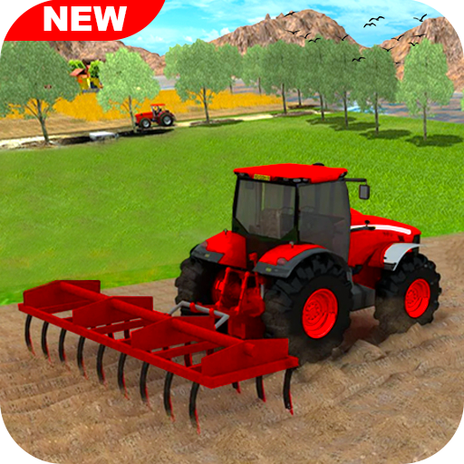 New Tractor Farming 2021: Free Farming Games 2021 1.11 (Unlimited money,Mod) for Android