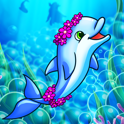 Ocean Merge 1.15 (Unlimited money,Mod) for Android