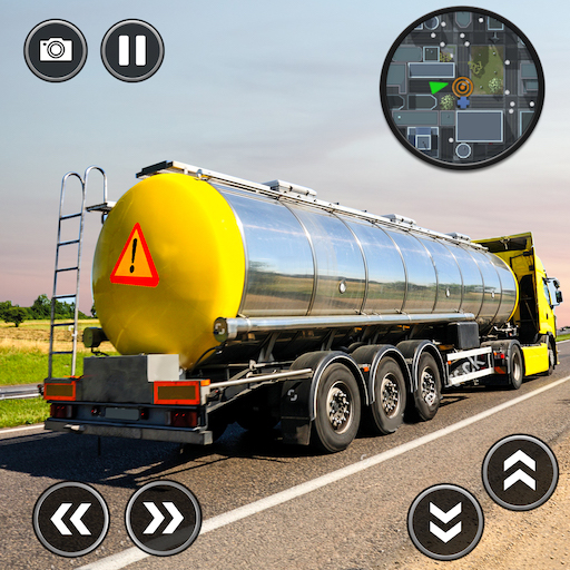 Oil Tanker Truck Driver 3D – Free Truck Games 2020 2.2.2 (Unlimited money,Mod) for Android
