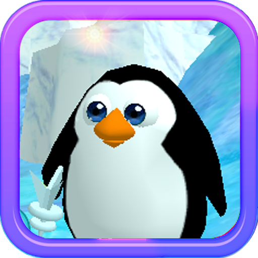 Penguin Run 3D 1.11 (Unlimited money,Mod) for Android