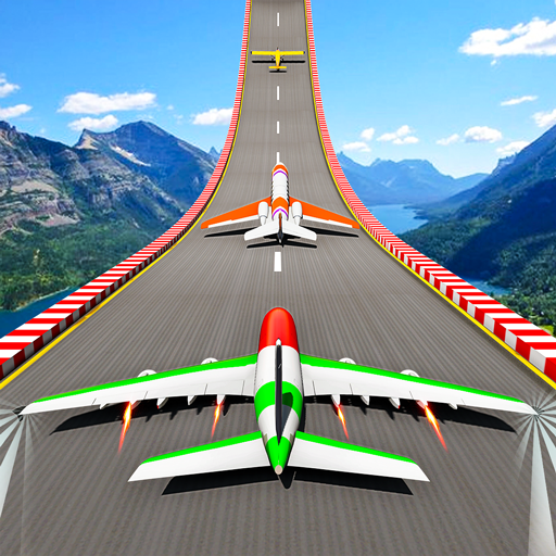 Plane Stunts 3D : Impossible Tracks Stunt Games 1.0.9 (Unlimited money,Mod) for Android