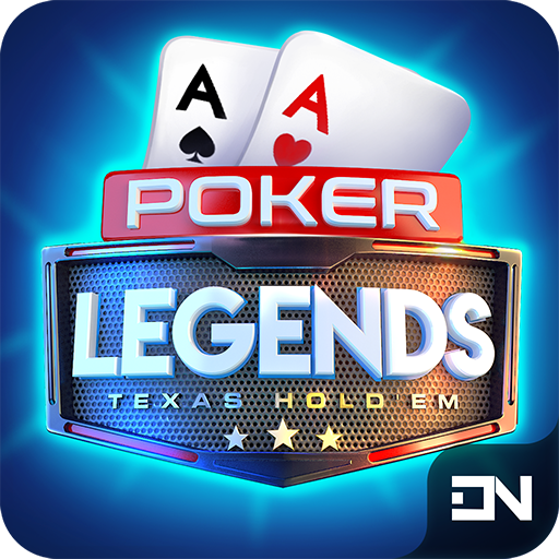 Poker Legends Free Texas Holdem Poker Tournaments  0.3.00 (Unlimited money,Mod) for Android