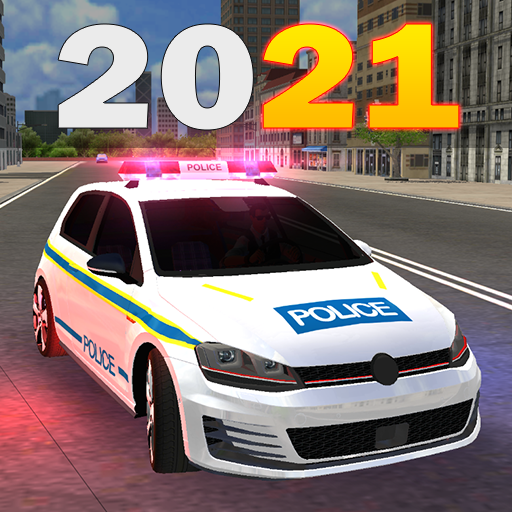 Police Car Game Simulation 2021 1.1 (Unlimited money,Mod) for Android