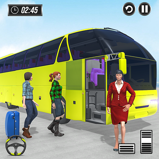 Public Transport Bus Coach: Taxi Simulator Games  1.5 (Unlimited money,Mod) for Android