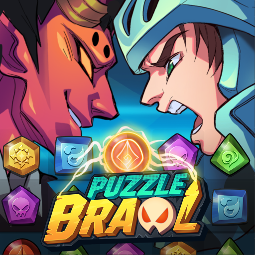 Puzzle Brawl – Match 3 RPG & PvP Battle Tactics 1.2.3 (Unlimited money,Mod) for Android