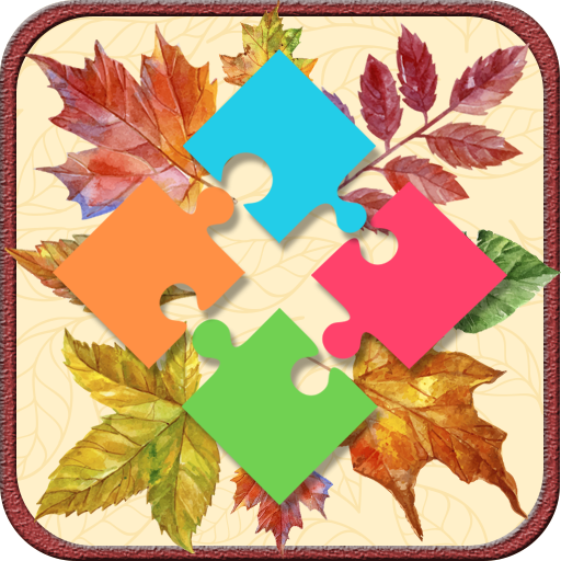 Puzzles autumn  1.2.5 (Unlimited money,Mod) for Android