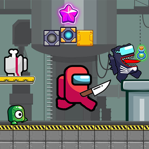 RED IMPOSTER – NIGHTMARE ADVENTURE 1.4 (Unlimited money,Mod) for Android