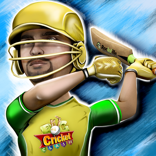 RVG Cricket Clash 🏏 PVP Multiplayer Cricket Game 1.1 (Unlimited money,Mod) for Android