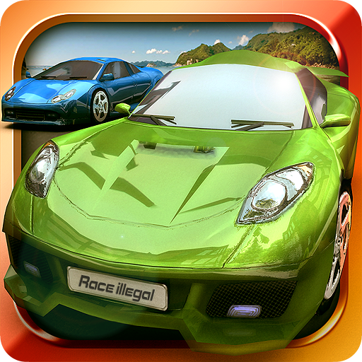 Race Illegal: High Speed 3D 1.0.54 (Unlimited money,Mod) for Android