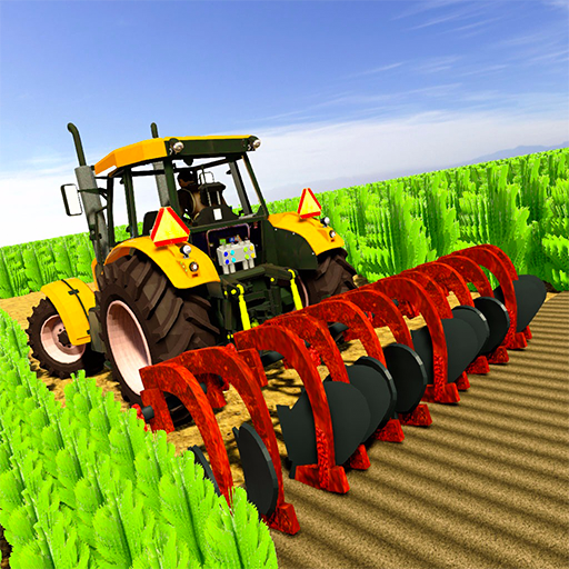 Real Farming Tractor Farm Simulator: Tractor Games 1.20 (Unlimited money,Mod) for Android