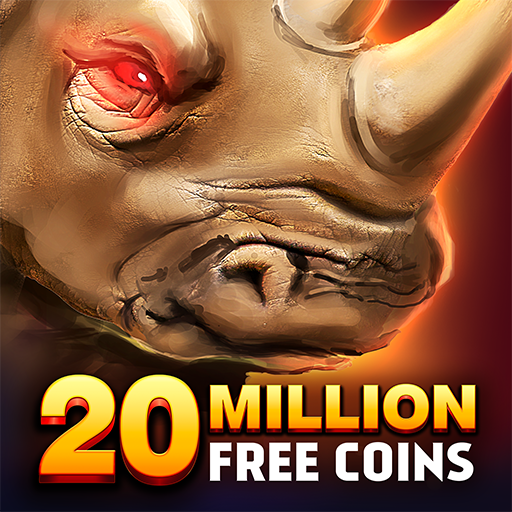 Rhino Fever: Free Slots & Hollywood Casino Games 1.50.7 (Unlimited money,Mod) for Android