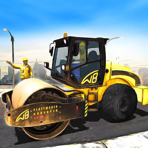 Road Construction Games 2021: Building Games 2021 1.7 (Unlimited money,Mod) for Android