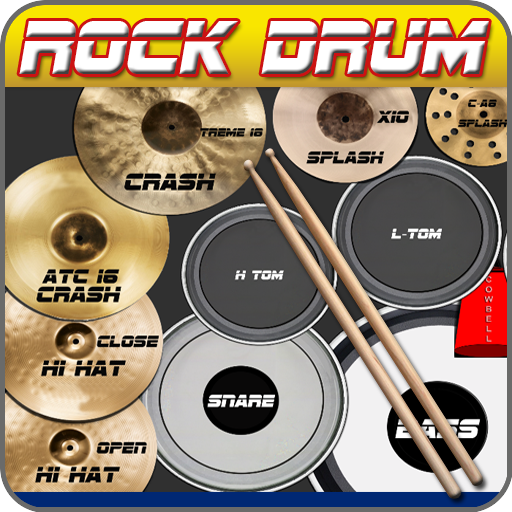 Rock Drum Kit  1.9 (Unlimited money,Mod) for Android