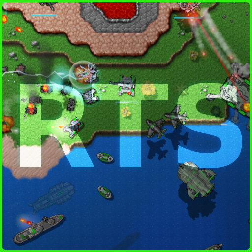 Rusted Warfare – RTS Strategy 1.14.h2 (Unlimited money,Mod) for Android