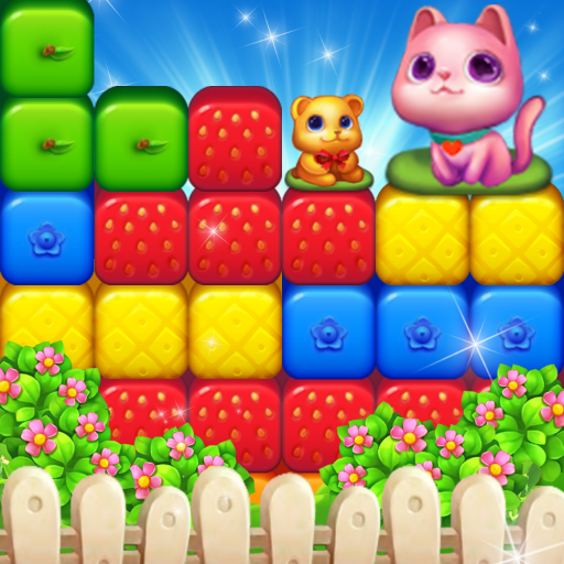 Sweet Garden Blast Puzzle Game 1.3.9 (Unlimited money,Mod) for Android