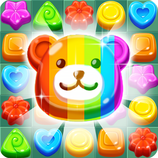 Sweet Jelly Pop 2021 – Match 3 Puzzle 1.0 (Unlimited money,Mod) for Android