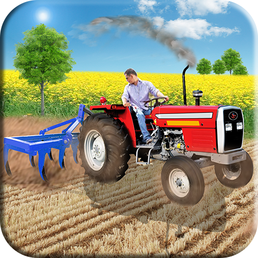 Tractor Drive 3D : Offroad Sim Farming Game 2.0.2 (Unlimited money,Mod) for Android