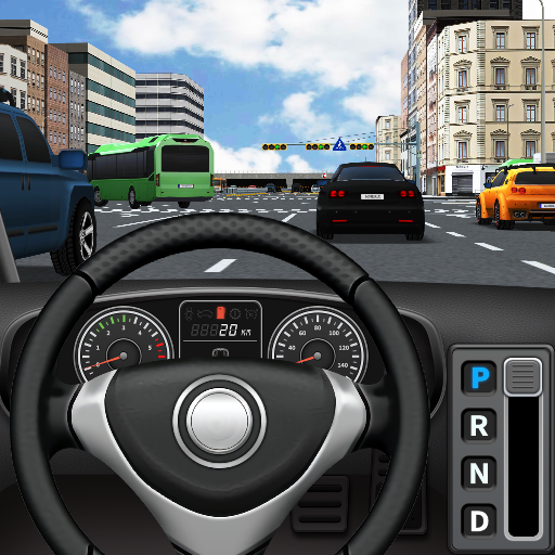 Traffic and Driving Simulator  1.0.9 (Unlimited money,Mod) for Android