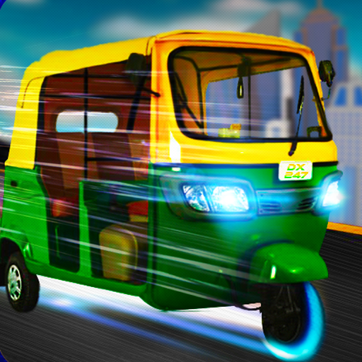 Tuk Tuk Rickshaw Road Race VR 1.11 (Unlimited money,Mod) for Android