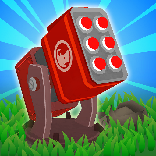 Turret Fusion Idle Clicker  1.5.4 (Unlimited money,Mod) for Android