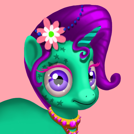 Unicorn & Pony Dress up Games 4.0 (Unlimited money,Mod) for Android