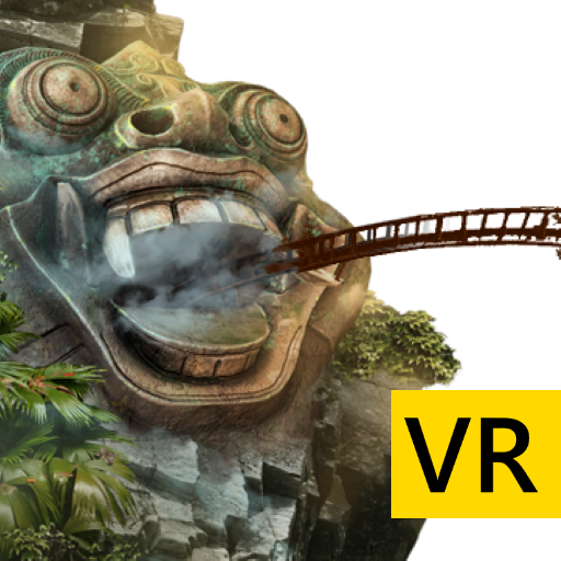 VR Temple Roller Coaster for Cardboard VR 1.7.0 (Unlimited money,Mod) for Android