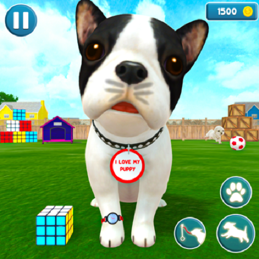Virtual Puppy Dog Simulator: Cute Pet Games 2021  2.3 (Unlimited money,Mod) for Android