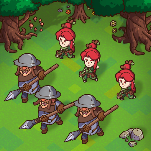 Warfronts Battle For Toria! PvP MMO Strategy Game  2.8.2 (Unlimited money,Mod) for Android
