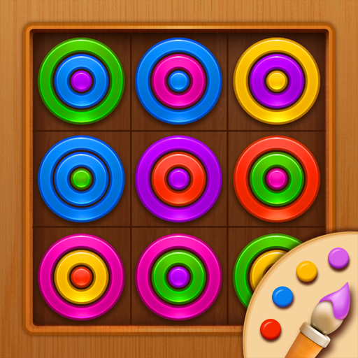 Wood Color Ring 1.0.5 (Unlimited money,Mod) for Android