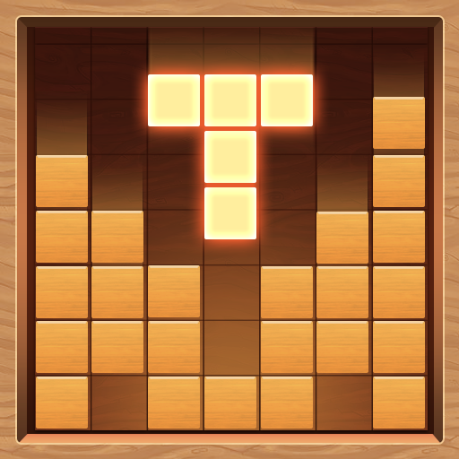 Wood Puzzle Block -Classic Puzzle Block Brain Game 1.5 (Unlimited money,Mod) for Android