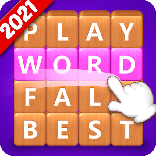 Word Fall – Brain training search word puzzle game 3.1.3 (Unlimited money,Mod) for Android