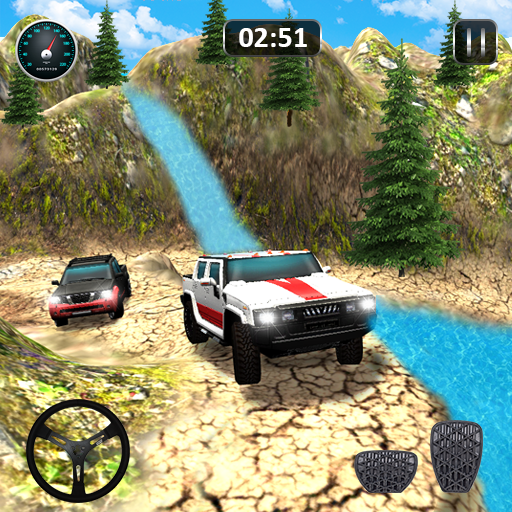 Xtreme Offroad Rally Driving Adventure 1.1.4 (Unlimited money,Mod) for Android