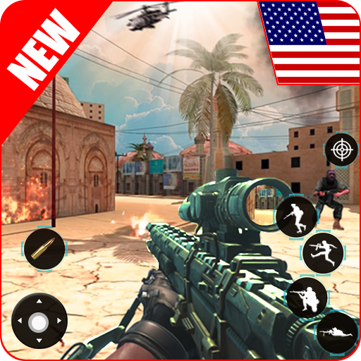 offline shooting game: free gun game 2020  1.6.1 (Unlimited money,Mod) for Android