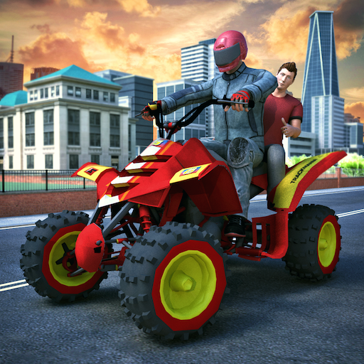 ATV Quad City Bike: Stunt Racing Game 1.0 (Unlimited money,Mod) for Android