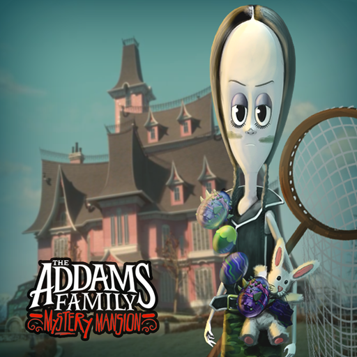 Addams Family: Mystery Mansion – The Horror House! 0.3.5 (Unlimited money,Mod) for Android