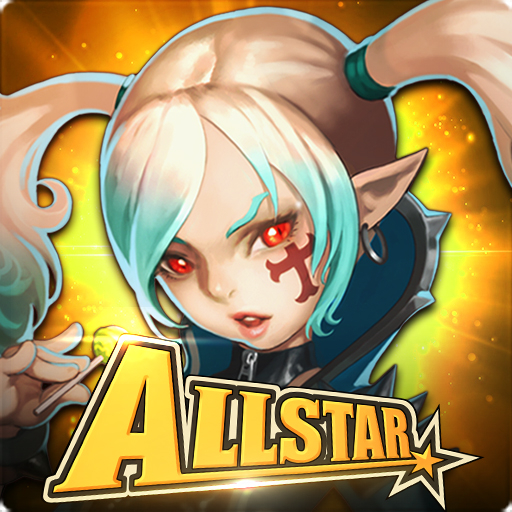 All Star Random Defense : Party defense  1.1.0 (Unlimited money,Mod) for Android