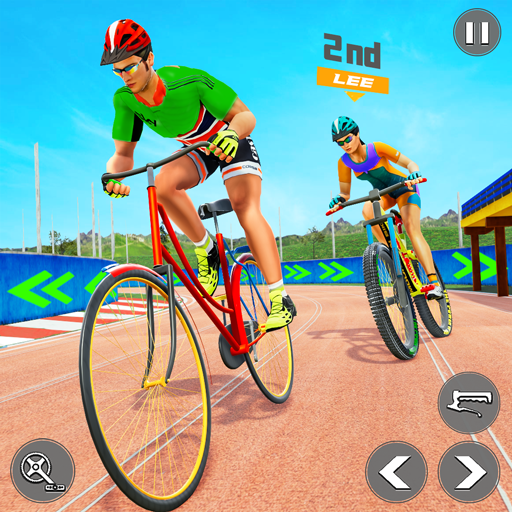 BMX Bicycle Rider – PvP Race: Cycle racing games  1.1.0 (Unlimited money,Mod) for Android