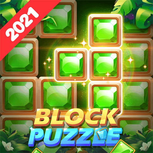 BlockPuz Jewel Free Classic Block Puzzle Game  1.3.0 (Unlimited money,Mod) for Android