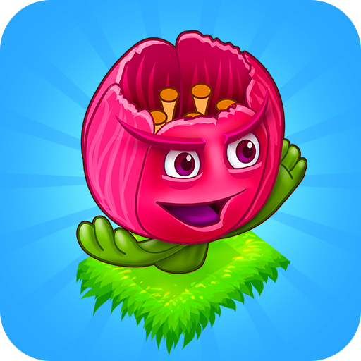 Blooming Flowers : Merge Flowers : Idle Game 1.3.2 (Unlimited money,Mod) for Android